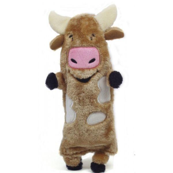 Kyjen Kráva s PET lahví - 31 cm