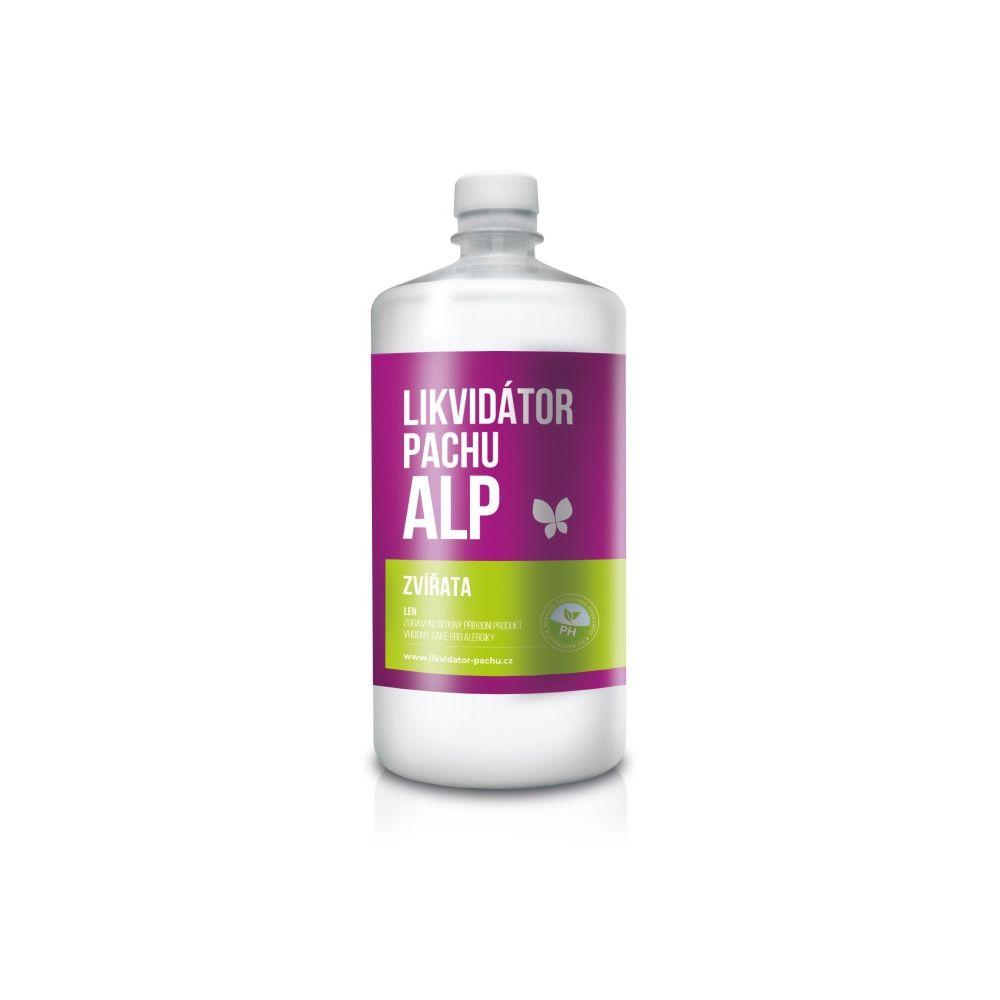 Alp Likvidátor pachu Zvířata - len lahev 1 l
