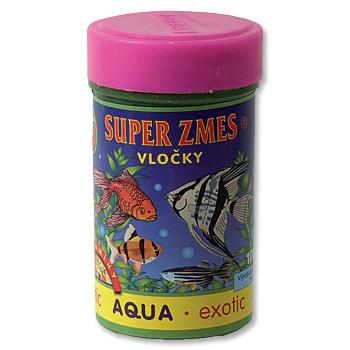 Aqua Exotic supersměs vločkové krmivo 100 ml