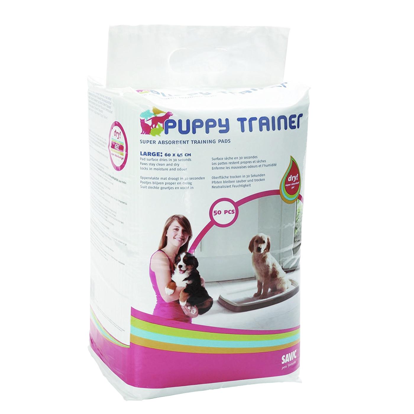 Savic Puppy trainer náhradní podložky, 60x45 cm