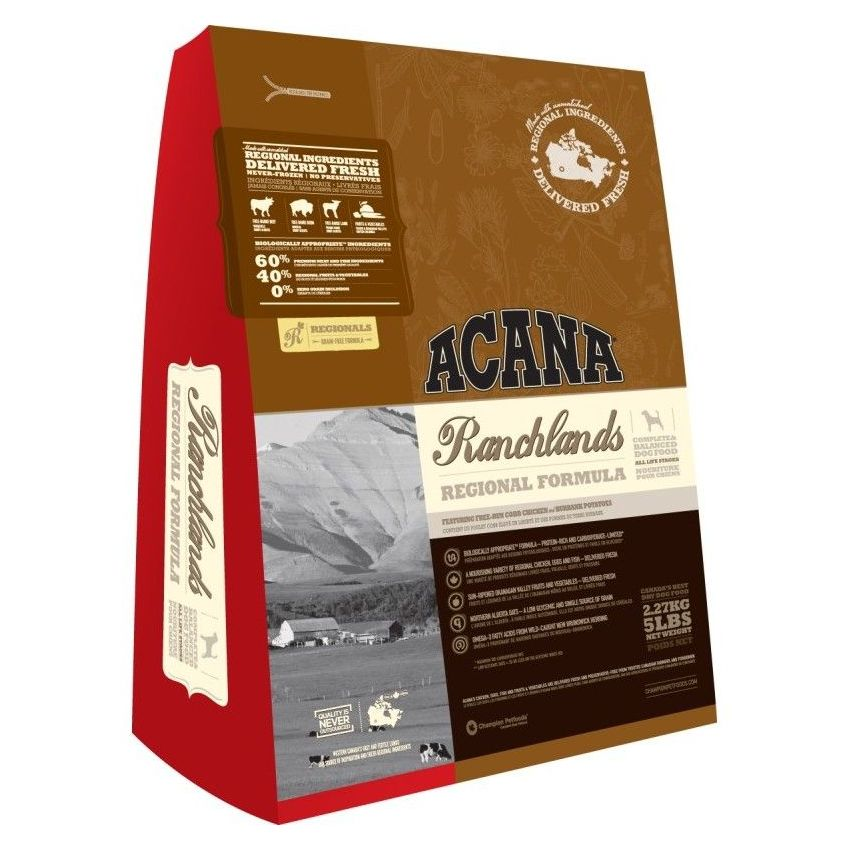 Acana Dog Ranchlands 6,8 kg