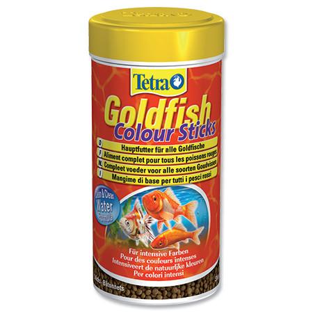 Tetra Goldfish Color granulované krmivo pro zlaté rybky 250 ml