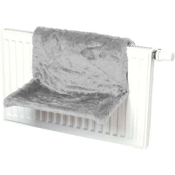Odpočívadlo CAT-GATO na radiátor šedé