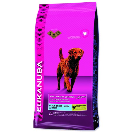 Eukanuba Adult Large Light / Weight Control 3 kg