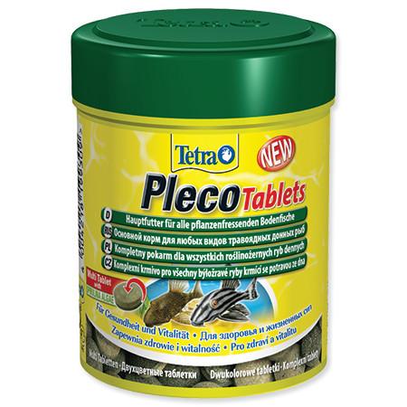 Tetra Pleco krmivo pro býložravé ryby 275 tablet