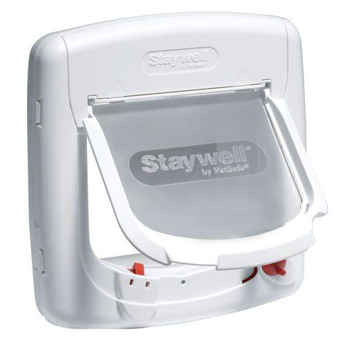 Staywell Dvířka bílá magnetická typ 400