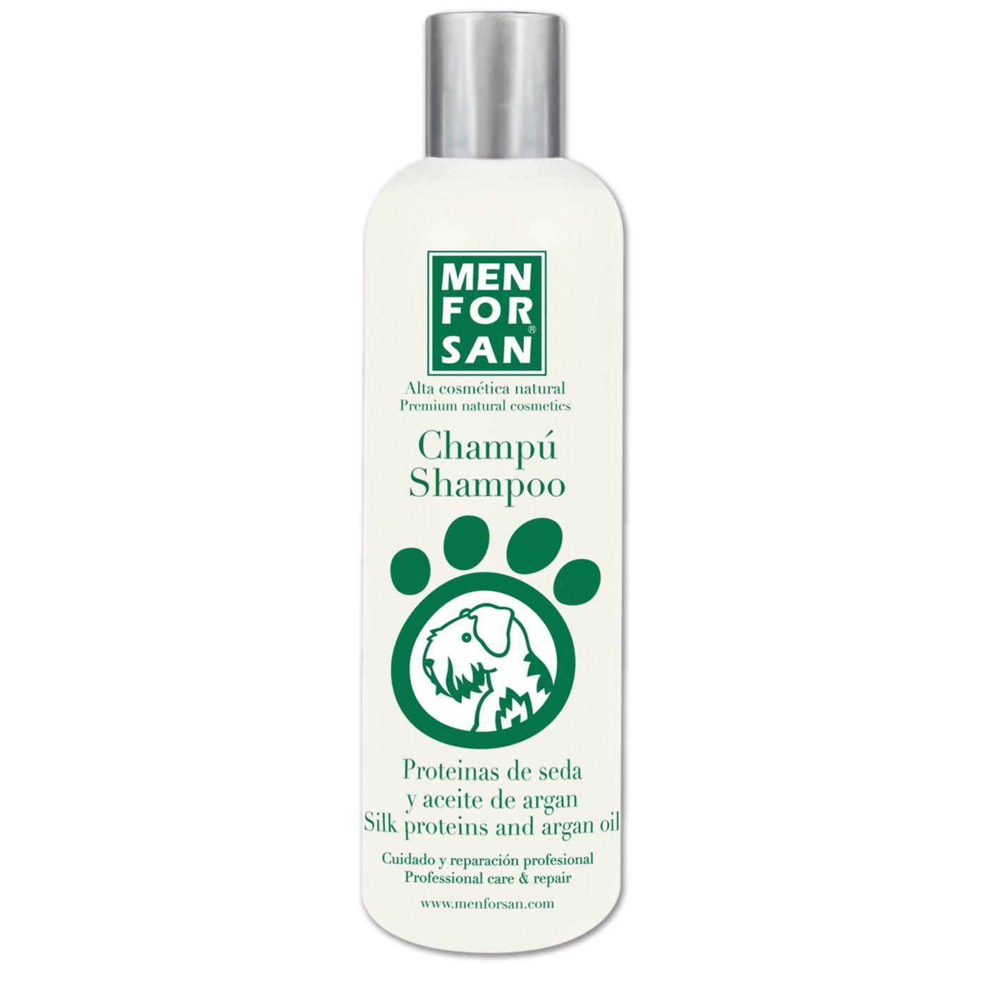 Menforsan Šampon pro psy s arganovým olejem 5000 ml