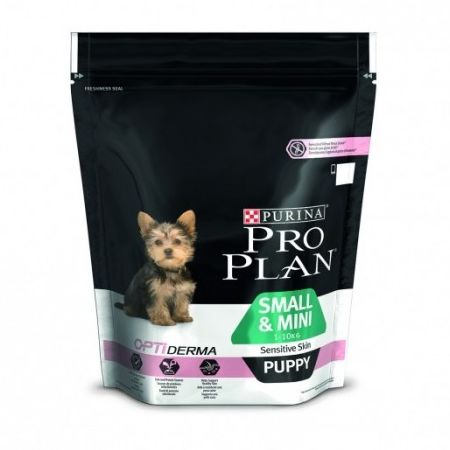 Pro Plan Dog Puppy Small & Mini Sensitive Skin 700 g
