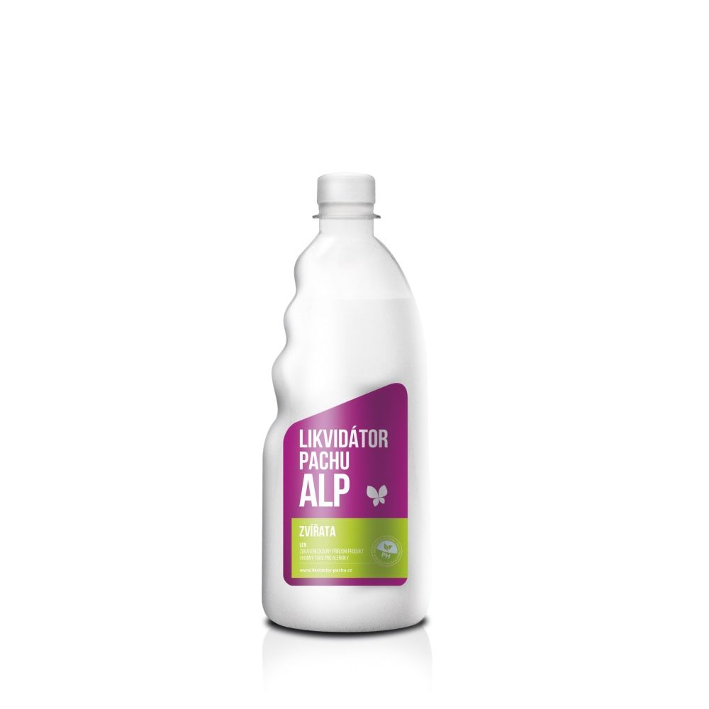 Alp Likvidátor pachu Zvířata - len lahev 500 ml