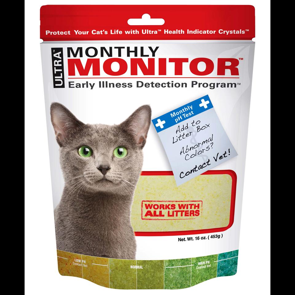 UMM Diagnostická podestýlka pro kočky 453 g