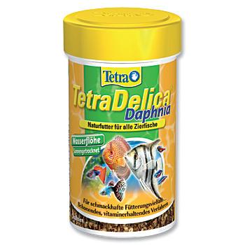 Tetra Delica Daphnien 100% sušené vodní blechy 100 ml