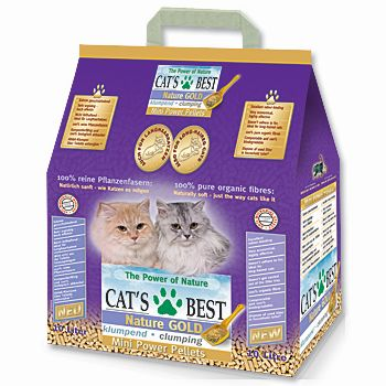 Cats Best Nature Gold podestýlka 5 l