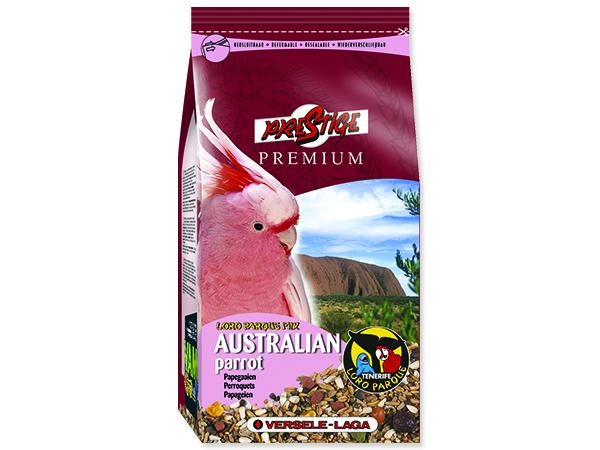 Krmivo VERSELE-LAGA Premium Prestige pro australské papoušky 1 kg