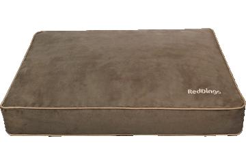 Red Dingo matrace pro psy tmavě hnědá a krémová, 60x80 cm