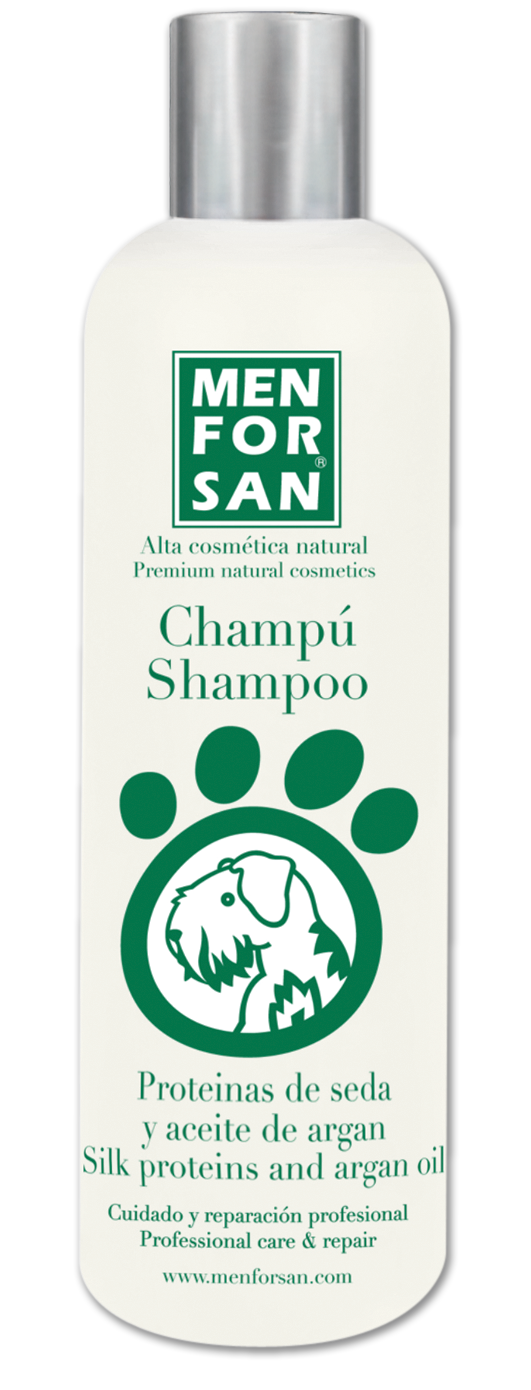Menforsan Šampon pro psy s arganovým olejem