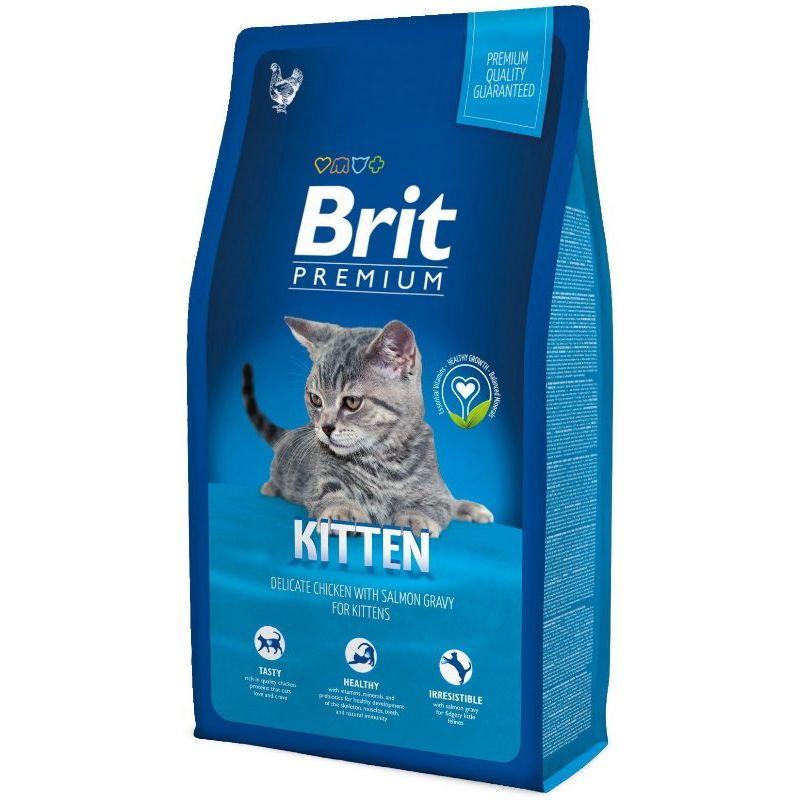 Brit Premium Chicken Kitten