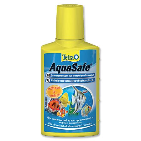 Tetra Aqua Safe prostředek pro úpravu vodovodní vody 50 ml
