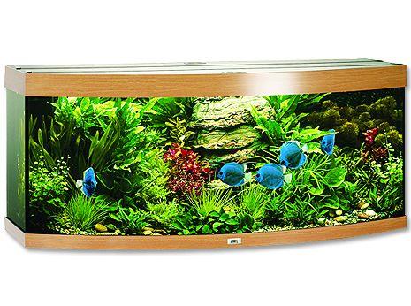 Juwel Vision 450 akvárium set buk 151x61x64 cm, objem 450 l