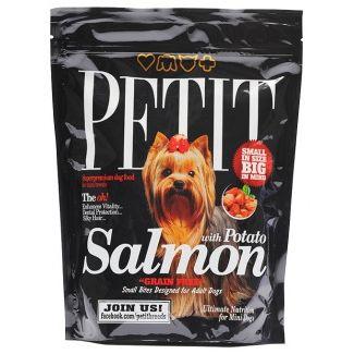 Petit Dry Adult Salmon with Potato Grain Free 1,5kg