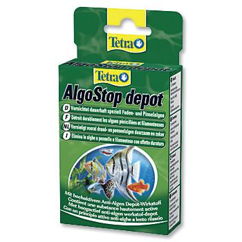 Tetra Algo Stop Depot proti vláknitým řasám 12 tablet