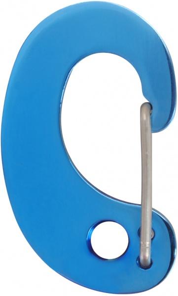 Red Dingo Karabina na známku modrá