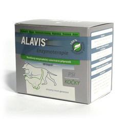 Alavis Enzymoterapie-Curenzym pro psy a kočky - podpora hojení, 150 tablet