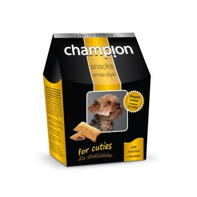 Champion Pamlsky pro psy s kokosem 50 g