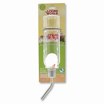 Napáječka LIVING WORLD Eco skleněná 355 ml