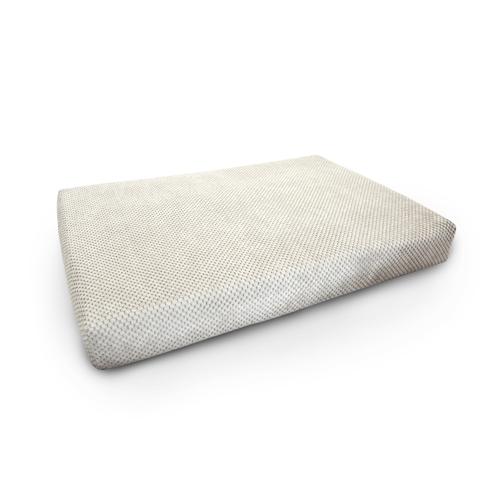 Matrace pro psa Argi z polyesteru - béžová - 100 x 75 cm