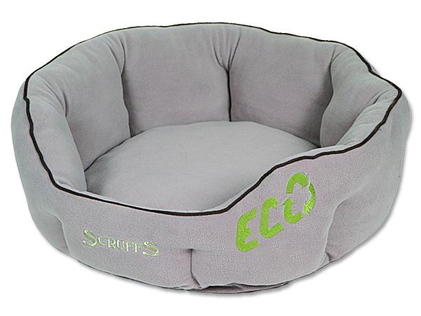 Scruffs Eco Donut Pelech přírodní - M, 55 cm
