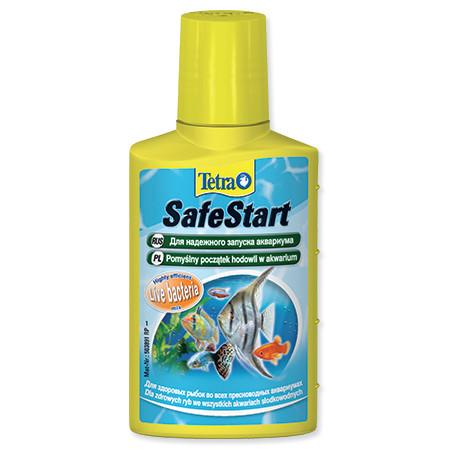 Tetra Safe Start pro úpravu vody v novém akváriu 50 ml